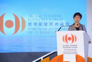 Leaders Meet in Macao for the Global Tourism Economy Forum 2017 -VISITMACAO