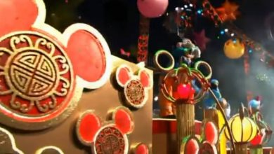 Photo of Chinese New Year Parade Hong Kong Macau